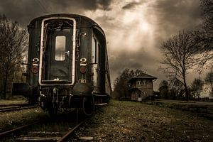 All aboard!! van