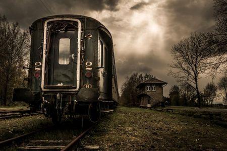 All aboard!! von Geert-Jan Timmermans