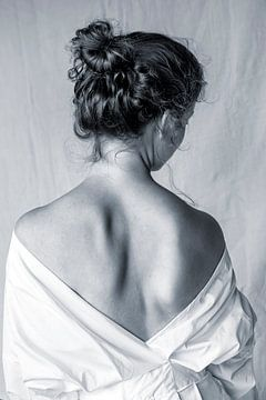 Fille en blanc sur Affect Fotografie