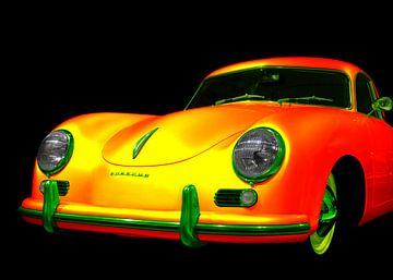 Porsche 356 A von aRi F. Huber