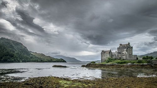 Schots kasteel van