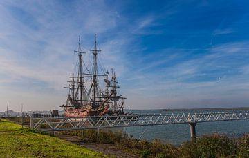 Batavia V.O.C. schip Lelystad
