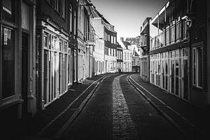 Nieuwstad in Groningen van Foto's uit Groningen