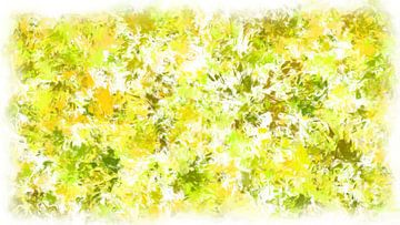Abstract zomer van Maurice Dawson