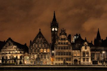 Pittoresque Gand (Belgique) sur Anouschka Hendriks