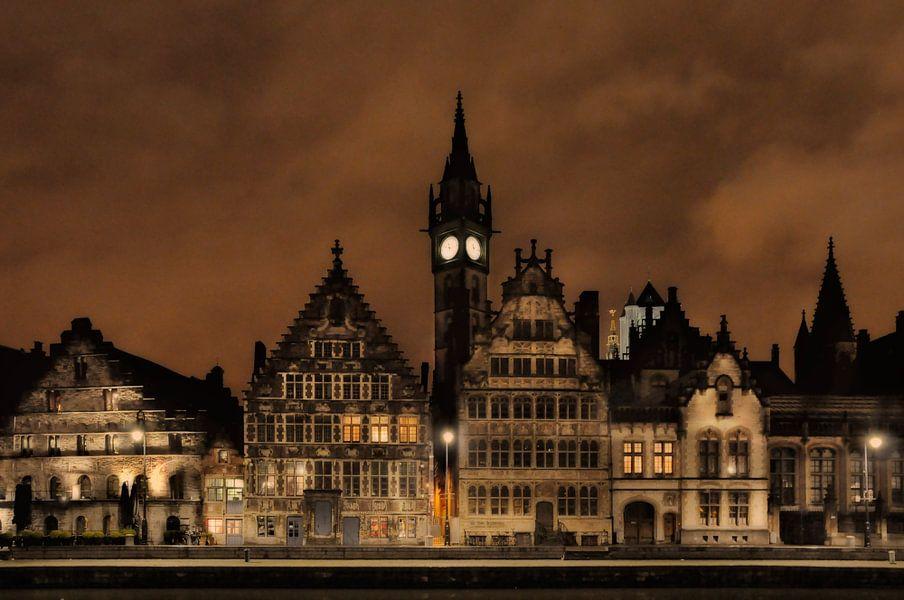 Pittoresk Gent (België) van Anouschka Hendriks