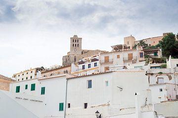 Ibiza-stad von