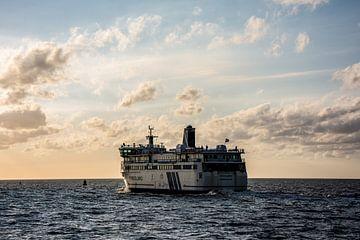 De laatste vaart ! van scheepskijkerhavenfotografie