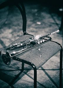 Chet Bakers trompet van