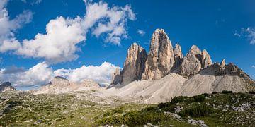 Drei Zinnen, Dolomiten, Südtirol von Denis Feiner