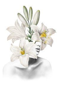The Lily Muse van Marja van den Hurk