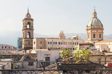 Ansicht in Palermo von Perry Wiertz
