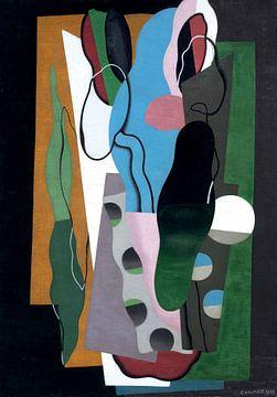 Tulpen, Georges Valmier, 1928