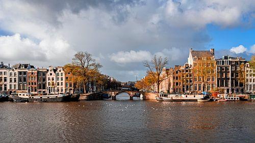 Keizersgracht stadsfoto Amsterdam  van