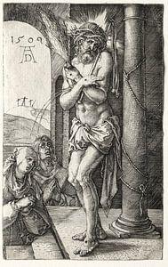 Der Schmerzensmann an der Säule, Albrecht Dürer