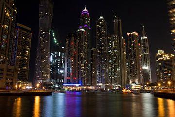 Dubai marina van Nicole Wetzels