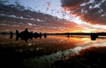 Mono Lake von Leo Roest