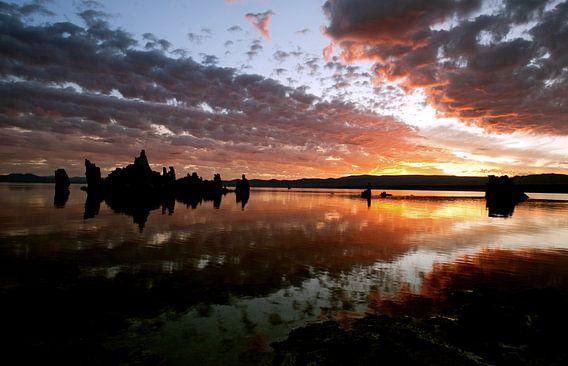 Mono Lake van Leo Roest