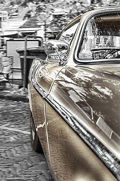 Volvo P1800 (1964) von Jelte Bosma