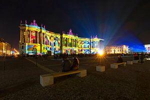 La Bebelplatz Berlin sous un jour particulier sur Frank Herrmann