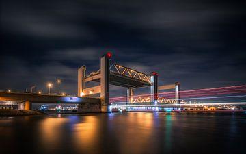 Botlek Brücke von Nico Dam