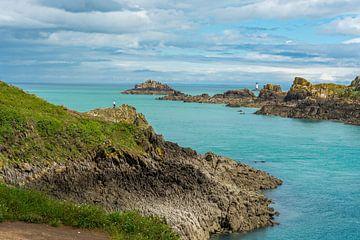 Cancale (Bretagne, Frankrijk) van
