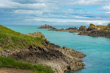 Cancale (Bretagne, Frankrijk) van Ardi Mulder