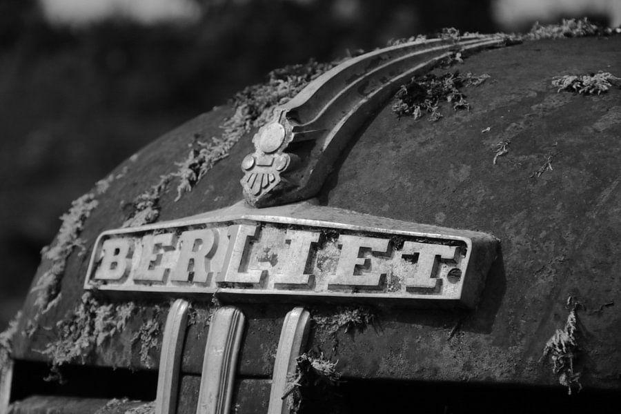 Berliet vrachtwagen van Marcel van Rijn