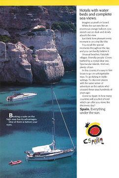 Spanje reclame 80s van Jaap Ros