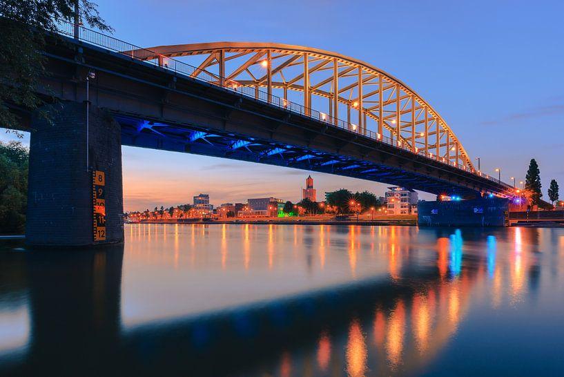 John Frostbrug in Arnhem, Nederland van Henk Meijer Photography
