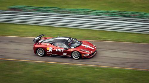 """Ferrari 458 """"XX"""" van"""