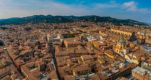 Skyline Bologna, Italië