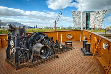SS Nomadic boeg Belfast van MattScape Photography