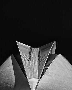 Valencia, moderne Architektur von Gerrit Alink