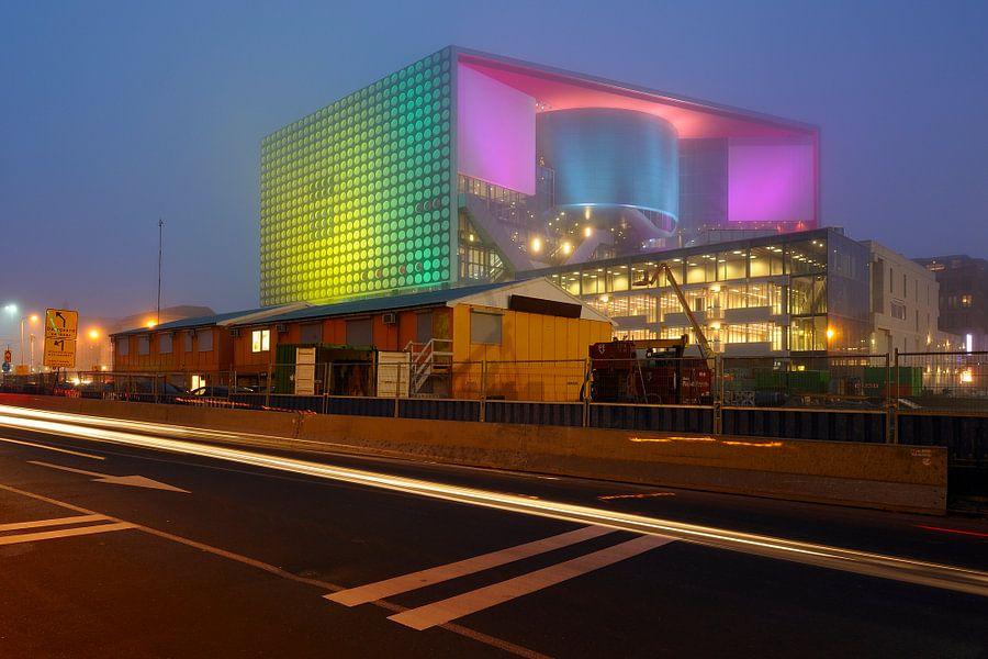 TivoliVredenburg in Utrecht in aanbouw