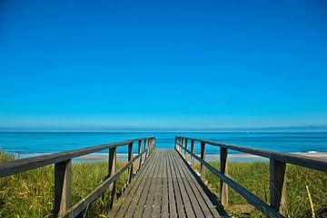 Sylt: De weg naar het strand van Norbert Sülzner
