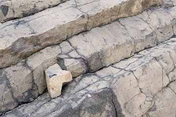 Abstract in basalt van Lianne van Dijk