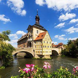 Altes Rathaus Bamberg von Frank Herrmann