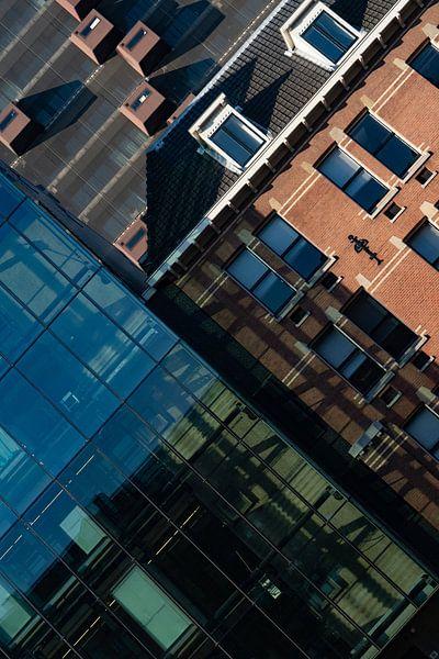 Architectuur Rotterdam van Michael van der Tas