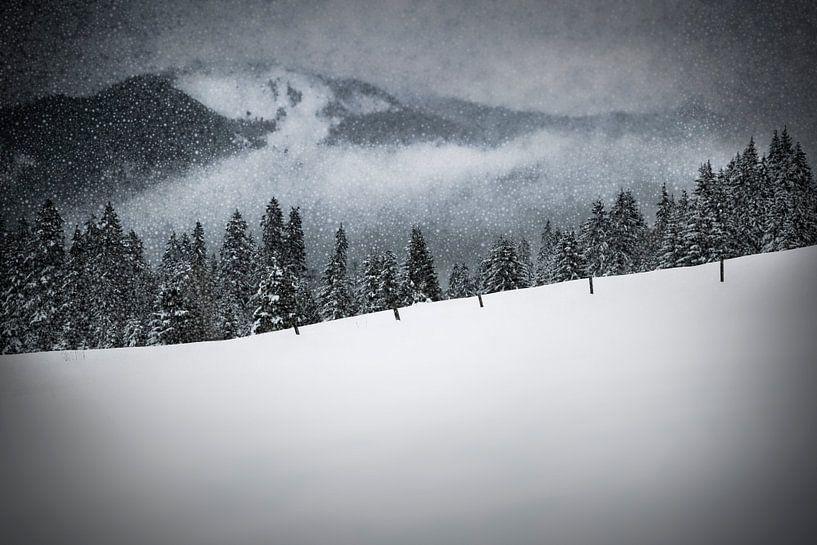Wintermärchen HEMMERSUPPENALM V von Melanie Viola
