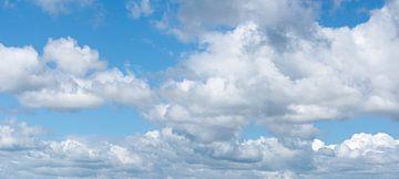 Wolken von Elles Rijsdijk