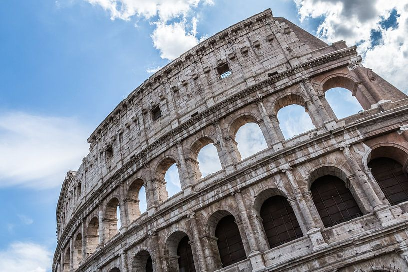 Colosseum van Dennis Hilligers