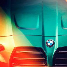 La beauté n'est pas dans le visage. C'est la lumière dans le cœur. BMW M3 sur Sytse Dijkstra
