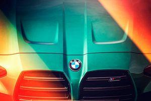 La beauté n'est pas dans le visage. C'est la lumière dans le cœur. BMW M3