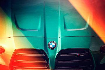 Schönheit liegt nicht im Gesicht. Es ist das Licht im Herzen. BMW M3