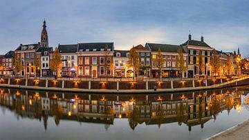 Ochtendgloren in Breda van Martijn Mureau