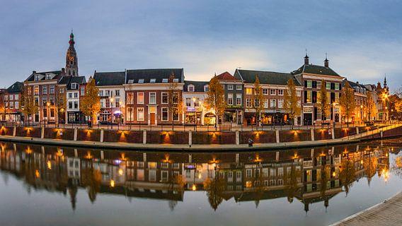 Ochtendgloren in Breda
