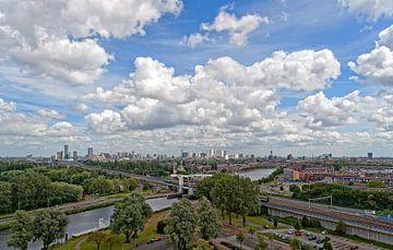 Big City / Rotterdam / Van Nelle sur Rob de Voogd / zzapback
