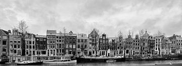 Kromme Waal in Amsterdam von Don Fonzarelli