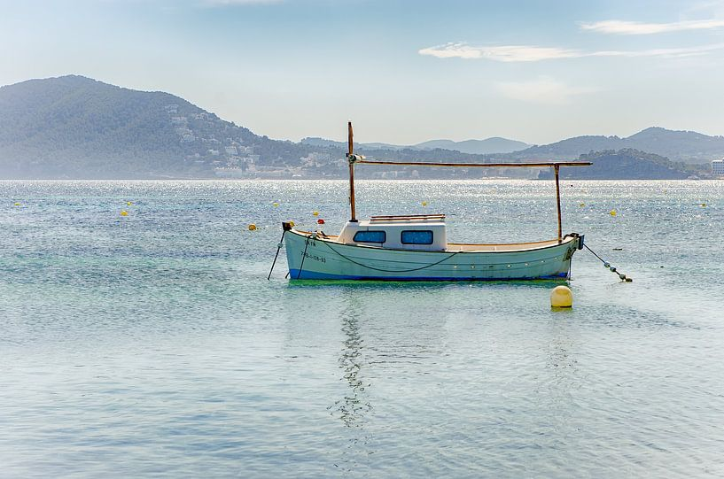 Ibiza bootje van Mark Bolijn